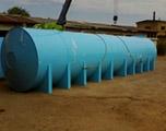 Емкость для воды на 25 кубов производитель AlePlast